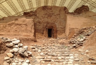 IsraelTrip-CanaaniteGate-TelDan