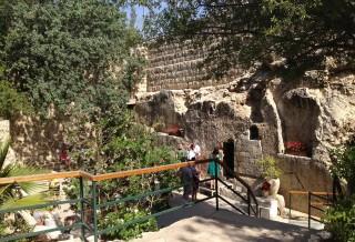 IsraelTrip-Garden Tomb