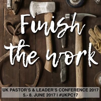 2017 Pastors Conference Theme square